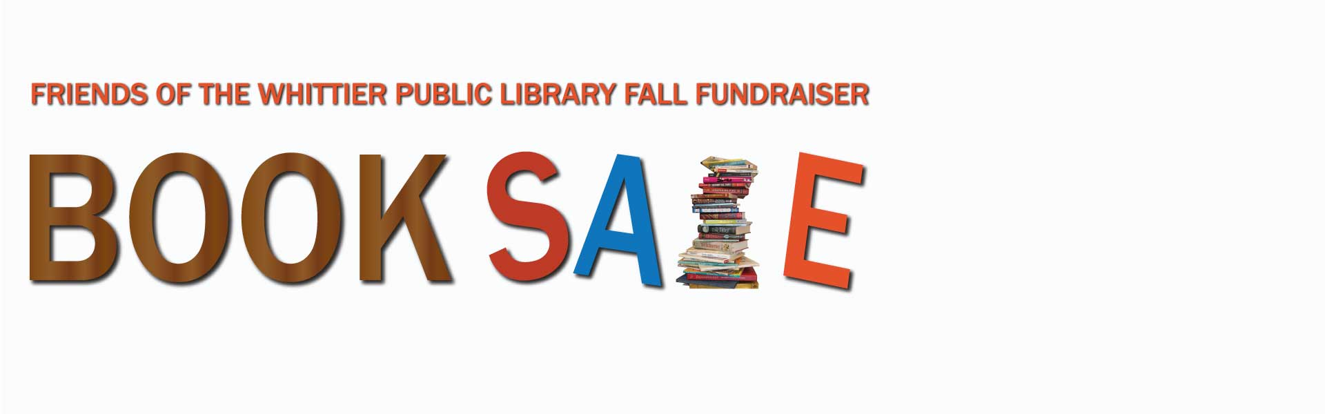 Friends of the library Book Sale Fundraiser